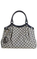 Gucci Handbag Sukey 2 Handles Medium Gg - Lyst