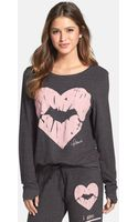 Peace Love World Comfy Top - Lyst