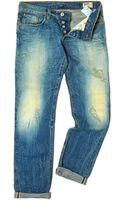 G-star Raw Low Tapered Jeans - Lyst