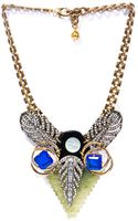 Lulu Frost Exclusive Crystal Necklace - Lyst