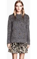 H&M Wool Jumper - Lyst
