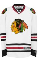 Reebok Mens Chicago Blackhawks Premier Jersey - Lyst