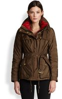 Burberry Brit Baledean Convertible Jacket - Lyst