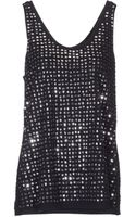 Diane Von Furstenberg Sleeveless Jumpers - Lyst