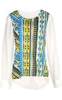 Thakoon Addition Blouses - Lyst