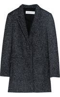 See By Chloé Cotton Blend Tweed Coat - Lyst