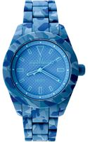 Toy Watch Blue Camouflage Watch - Lyst