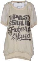 Twin-set Simona Barbieri Short Sleeve T-Shirt - Lyst