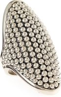Lagos Domed Caviar Ring Size 7 - Lyst