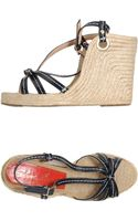 Paloma Barceló Wedges - Lyst
