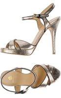 Semilla Platform Sandals - Lyst