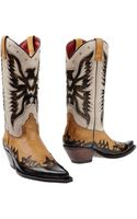 Sendra Highheeled Boots - Lyst