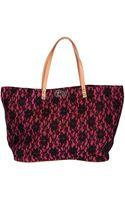 Secret Pon-pon Shoulder Bag - Lyst