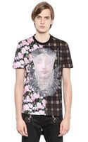 Givenchy Cotton Jersey Cuban Fit T-Shirt - Lyst