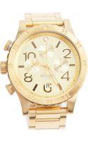 Nixon Chronograph Watch - Lyst
