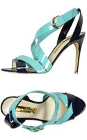 Rupert Sanderson Highheeled Sandals - Lyst