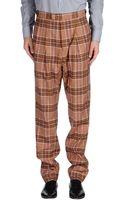 Umit Benan Dress Pants - Lyst