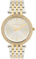 Michael Kors Darci Watch - Lyst
