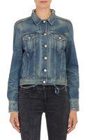 Rag & Bone Denim Monterey Jacket - Lyst