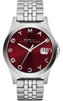 Marc By Marc Jacobs Womens The Slim Stainless Steel Bracelet Watch 36mm - Lyst