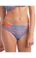 Nanette Lepore Foldover Hipster Swim Bikini Bottoms - Lyst