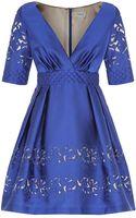 Temperley London Luz Vneck Dress - Lyst