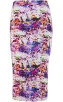 Baukjen Amber Print Pencil Skirt - Lyst