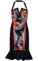 Peter Pilotto Kneelength Dress - Lyst