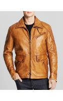 Matchless Inverness Leather Jacket   - Lyst