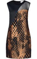 3.1 Phillip Lim Short Dress - Lyst