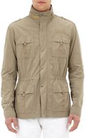 Michael Bastian Multi Pocket Military Jacket - Lyst