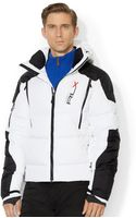 Polo Ralph Lauren Rlx Quilted Down Jacket - Lyst
