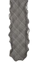 Brooks Brothers Silk Chiffon Houndstooth Oblong - Lyst