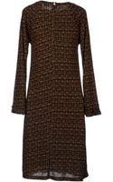 Siyu Kneelength Dress - Lyst