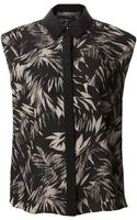 Jason Wu Open Back Blouse - Lyst