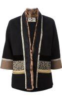 Etro Kimono Style Jacket - Lyst