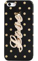 Steve Madden Blovee Iphone 5 Case - Lyst