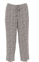 Ellen Tracy Brights N Whites Cropped Pants - Lyst