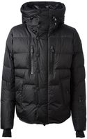 Moncler Grenoble Hooded Padded Jacket - Lyst