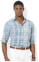 Ralph Lauren Polo Plaid Langley Workshirt - Lyst