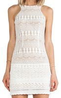 Ladakh Havisham Lace Dress - Lyst