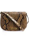 Marni Python Shoulder Bag - Lyst