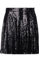Dolce & Gabbana Mini Skirt - Lyst