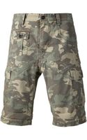 Denham Motion Shorts - Lyst
