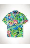 Polo Ralph Lauren Floral-print Camp Shirt - Lyst