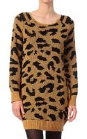 Volcom Printed Dress - Lyst
