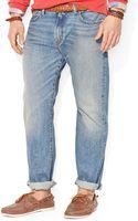 Ralph Lauren Hampton Straight Fit Jeans - Lyst