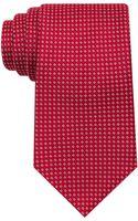 Ike Behar Silk Circle Neat Tie - Lyst
