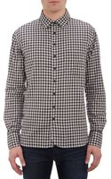 Rag & Bone Plaid Shirt - Lyst