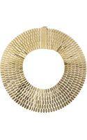 Rosantica Cleopatra 24k Gold Dipped Collar Necklace - Lyst